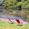 activité nautique bord rivière dordogne