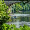 camper bord de rivière dordogne